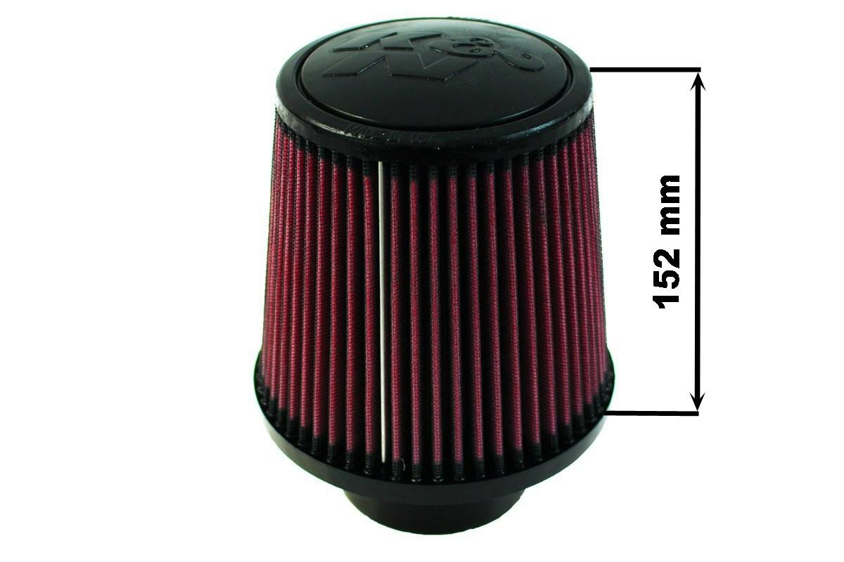 Filtr stożkowy K&N RE-0930 60-77mm - GRUBYGARAGE - Sklep Tuningowy